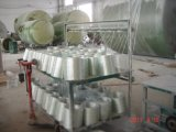 GRP FRP水平タンク型の腐敗性タンク巻上げ機械生産ライン