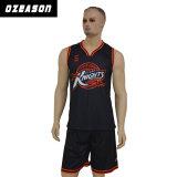 Equipa personalizada sublimação uniforme de basquete