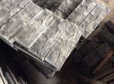 De Zwarte Natuurlijke Tegels Splited van Mogolia