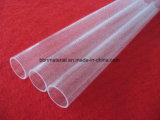 Bailo Semi-Transparent translúcidas de composición abierta del tubo de cuarzo para calefacción