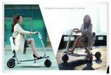 """""""trotinette"""" elétrico Foldable quente da mobilidade da roda 48V 250W da venda 3 para adultos"""