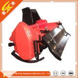 Côté d'alimentation de l'usine ferme de la transmission rotative pour le tracteur de timon