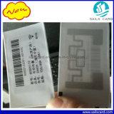 Hitzebeständige waschbare RFID UHFtextilwäscherei-Marke für Kleid oder Tuch
