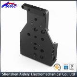 CNC do alumínio da elevada precisão que faz à máquina as peças centrais do torno da maquinaria