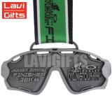 Promoción de alta calidad 3D coche personalizado medalla emblema