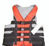Морская сохраняя куртка Waterski спасательного жилета Watersports бодрствования Equipmnt Nylon