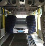Alta qualidade rápida do sistema do equipamento da limpeza da máquina automática da lavagem de carro do túnel com 7 escovas