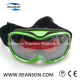 Doubles lunettes UV sphériques professionnelles de ski de coupure de Lenes