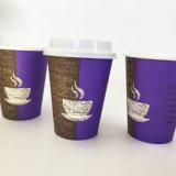 12oz de beschikbare Kop van het Document van de Drank van de Koffie Hete