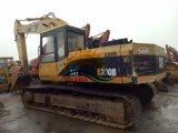 使用された猫E200bのクローラー掘削機の元の幼虫E200bの掘削機
