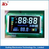 バックライトのStnの黄色緑の穂軸のない16*2 LCDのモジュールの表示