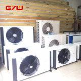 Refrigerante verde sala fría la refrigeración de alta calidad de la unidad de condensación.
