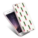 Het nieuwe Rubber Uiterst dunne Duidelijke Geval van de Dekking TPU van het Silicone Zachte voor iPhone van Samsung S8 S7 S6 S5