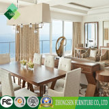 インド様式のセットされる最高の高級ホテルの寝室の家具(ZSTF-12)