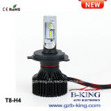 2018 nuovo 8000lm faro dell'automobile LED di phi-Zes H4