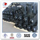 Naadloos Bw van Sch160xsch80 ASTM A234 Wpb Gelijk T-stuk