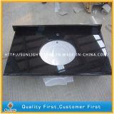 Cheap Black Pearl G684 Compteur de la salle de bains en granit Vanity Tops
