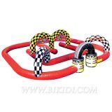Раздувной след гонки для идет Karts, игры спорта, мега раллио B6036
