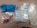 Saco cosmético transparente do saco de plástico feito sob encomenda (ES3052227AMA)