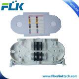 24-48/Cores Doos van de Fusie van het Dienblad van de Las van de Component van de vezel de Optische met/Transparante Dekking