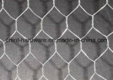 China-Fabrik-Zubehör-Galvano galvanisierter sechseckiger Maschendraht