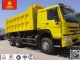이디오피아 트럭 Sinotruk HOWO 336/371HP 쓰레기꾼 트럭 팁 주는 사람 트럭