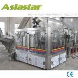 Máquina de enchimento Carbonated personalizada automática de China da bebida do frasco de vidro