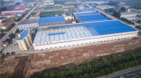 倉庫または鋼鉄研修会の工場または鉄骨フレームまたは鉄骨構造の建物の倉庫