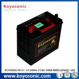 12V 70ah Batterij van de Auto van de Droge Batterij van de Batterij van de Auto de Goedkope