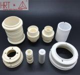 Piezas de la cerámica del alúmina de la precisión que trabajan a máquina, de cerámica industrial, proceso de encargo de la cerámica del alúmina