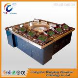 La roulette de casino machine électronique avec roue de luxe