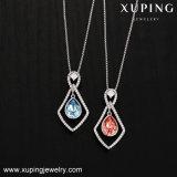 43996 Xuping белого золота цепочка цены в Малайзии в кристаллах с кристаллами Swarovski женщин Ювелирные изделия