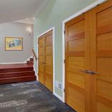 داخليّة صلبة خشبيّة باب تصميم لأنّ منزلك ([بر-د02])