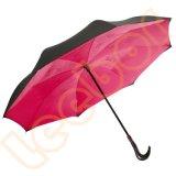 عكست مفتوحة قريبة مشترى نقطة إيجابيّة - متأخّر مظلة تصميم إلى أسفل