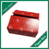 Коробка коробки перевозкы груза изготовленный на заказ печатание Corrugated