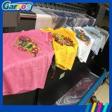 Tシャツのための高いEfficientcyの衣服プリンター平面DTGプリンター