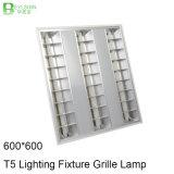 600*600 выемкой установлен светодиодный индикатор T5 3X14Вт лампа решетки