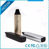 LED helle E-Zigarette nehmen trockener KrautVaporizer kundenspezifisches Firmenzeichen an