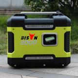 Bison (China) BS1600p 2kw CA monofásico Ce certificado hogar mucho tiempo de ejecución para el inversor generador Honda 2000