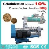 Máquina de alimentação mecânica Sjsh Condicionador300b exclusivo para feeds de peixe