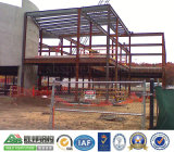 Almacén de la estructura de acero de la construcción de casas prefabricadas