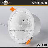 ESPIGA profissional Downlight 7W-40W do projector do diodo emissor de luz do projeto dos CB do Ce/de China