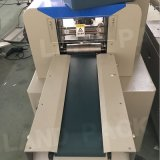 Machine à emballer latérale de biscuits de cachetage de palier