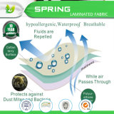 Allereaseの最終的な保護および慰めの防水抗菌マットレスの保護装置