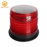 防水IP68 Red&Amberの点滅の海洋の太陽警報灯