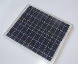 Poly Panneau solaire 20W pour système d'éclairage hors réseau