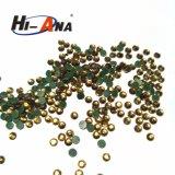 모조 다이아몬드에 각종 색깔 철을 따르는 1개에서 1 순서