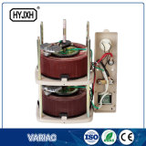 Salida monofásica 2kVA dosifica el regulador de voltaje Variac Variac