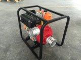 bomba de água Diesel agricultural Diesel Wp20I da irrigação 2inch da bomba de água 6HP