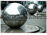 SS304 en acier inoxydable poli miroir Sphere 1200mm épaisseur 2 mm
